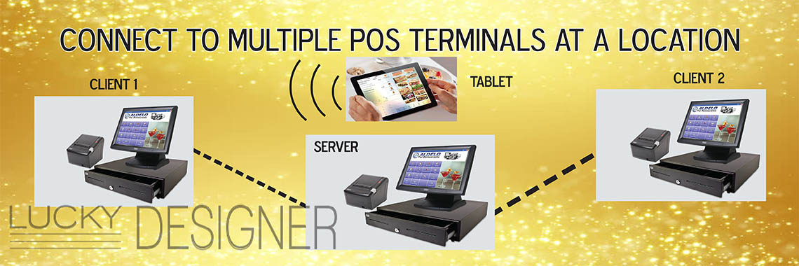 Multiple POS Terminal Connection